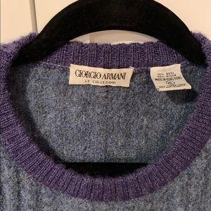Giorgio Armani Sweater Excellent Condition.